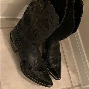 Ariat R Toe Western Boots